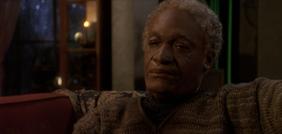 It's either a great performance from Tony Todd or a transcendental performance from Cirroc Lofton...