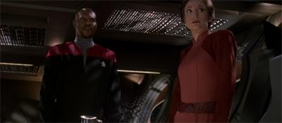 Warding off the Klingons...