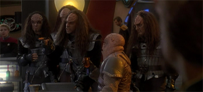 And, with that, Quark's insurance premiums went up.