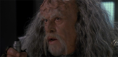 """""""Don't worry, all our information is double-sourced by the Klingon Intelligence Agency!"""""""