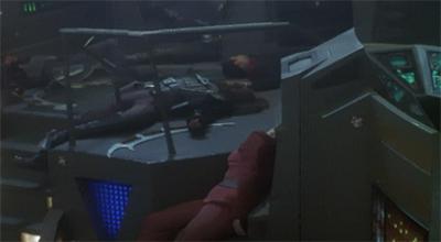 Klingons woz 'ere...