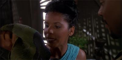 Sisko always was as smooth as silk...