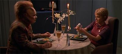 Un-dining love...