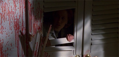 """Mulder, it's okay. I can wait here. You go fight the poop monster."""