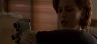 I'd making a wedding night video quip here, but Mulder beat me too it.
