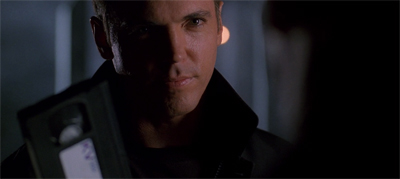 As with all of Krycek's allegiences, his choice int eh format wars was unpredictable...