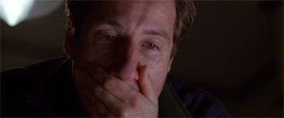Mulder realises that there is a humongous fungus among us.