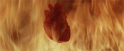 Burning heart...
