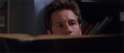 Mulder goes by the book...