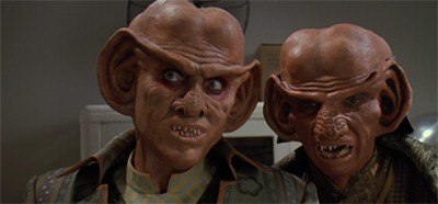 Nothing gets past Quark...
