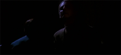 Keeping Odo in the dark...