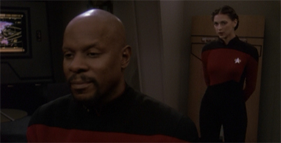Getting Sisko involved would be quite the coup...