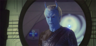 """The Andorian Mining Consortium is not to be triffled with!"""