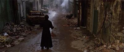 Fickle alleys...