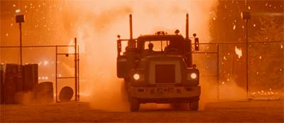 Keep on truckin'...