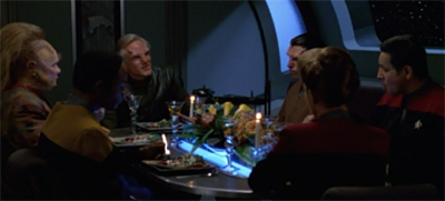 """""""But, hey, we're better dinner guests... right?"""""""