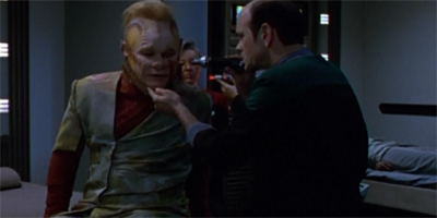 Really? NEELIX is your priority...?