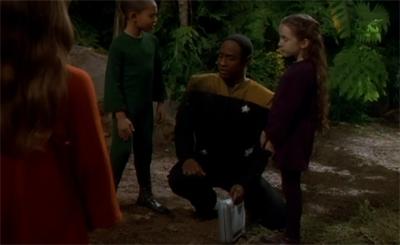 """""""Don't tell mom the babysitter's Vulcan."""""""