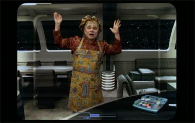 """GOOD MORNING DELTA QUADRANT!"""