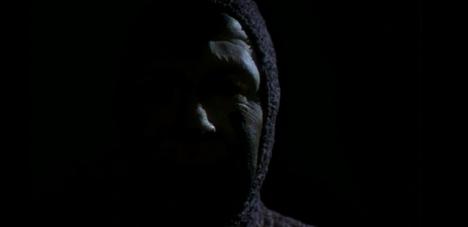 In darkness dwells...