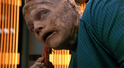Mutant got your tongue?