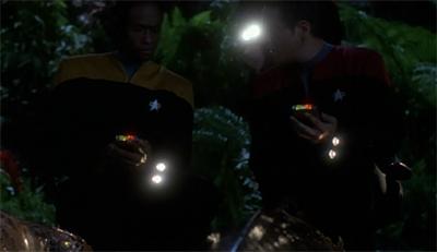 """""""Starfleet is NEVER going to believe this."""""""