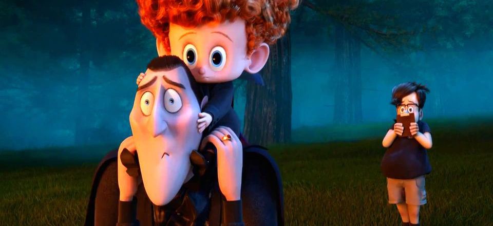 Non-Review Review: Hotel Transylvania 2 | the m0vie blog