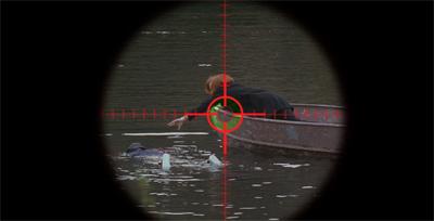 A snipe hunt...