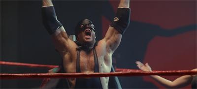 Wrestle mania...
