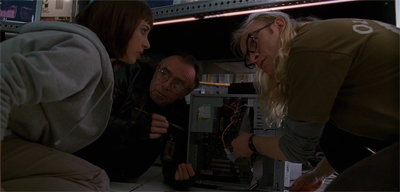 """""""No, no, no. The files are in the computer."""""""