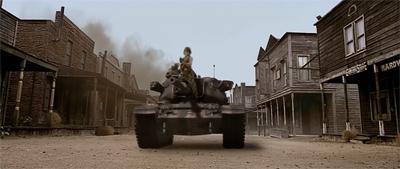 Tank girl...