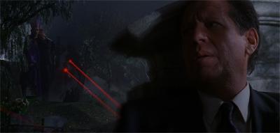 """Starring Garry Shandling as Fox Mulder..."""
