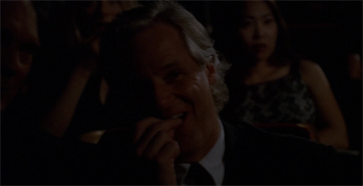 Hey, Skinner even brought along Assistant Director Carter.
