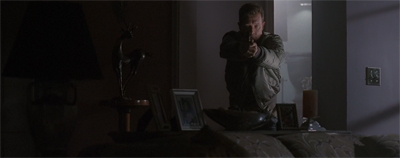 But Doggett still gets to rescue the protagonist in the final act. Doggett ex machina?