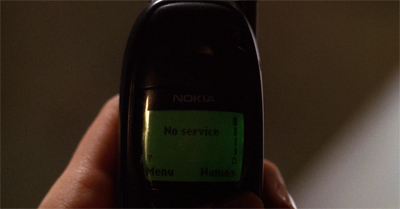 """ You know the end of The X-Files approaches when you can recall owning the same phone as Scully."""