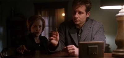 Mulder rattles some cages...