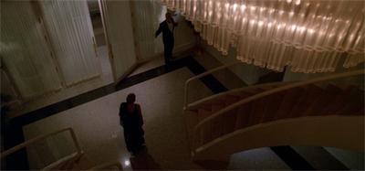 Chekov's chandelier...
