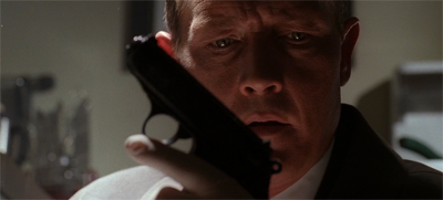 """The name's Doggett, John Doggett."""