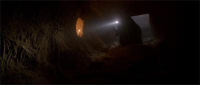 Going underground...