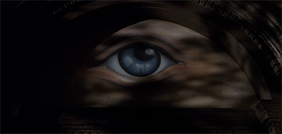 The all-seeing eye...