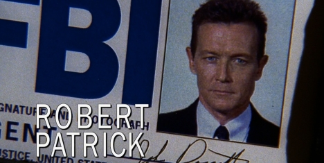 """And introducing Robert Patrick."""