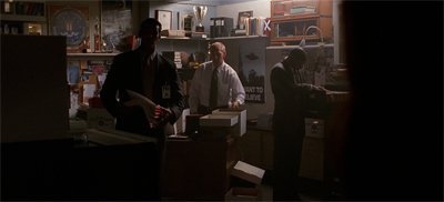 News that Mulder's porn stash was up for grabs filtered quickly through the J. Edgar Hoover building...