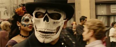 Skull and bones...