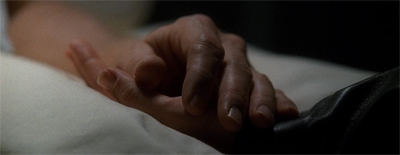 Hand-holding...