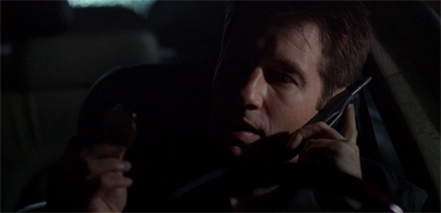 What do you want, Mulder? A medal?