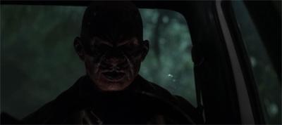 Driving evil.