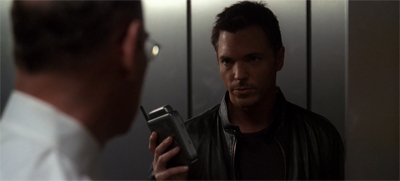 """Krycek yourself before you wreck yourself."""