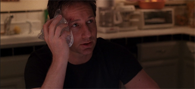 That goes for you too, Mulder...