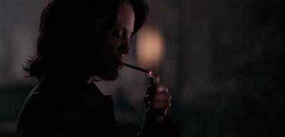 Cigarette-Smoking regular...