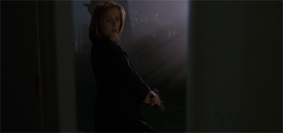 Action Scully!